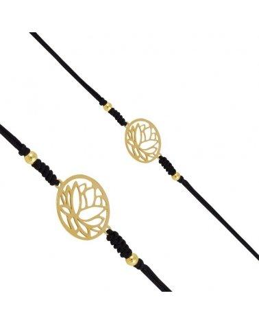 Flor de loto Gold