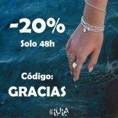 💥 ESTRENAMOS WEB 💥 Tenemos nueva web y para celebrarlo -20% en todas las joyitas, solo durante 48h con el Código: GRACIAS  www.bylula.es  #new #shoponline #web #discount #only48hours #nowornever #lula_bylula
